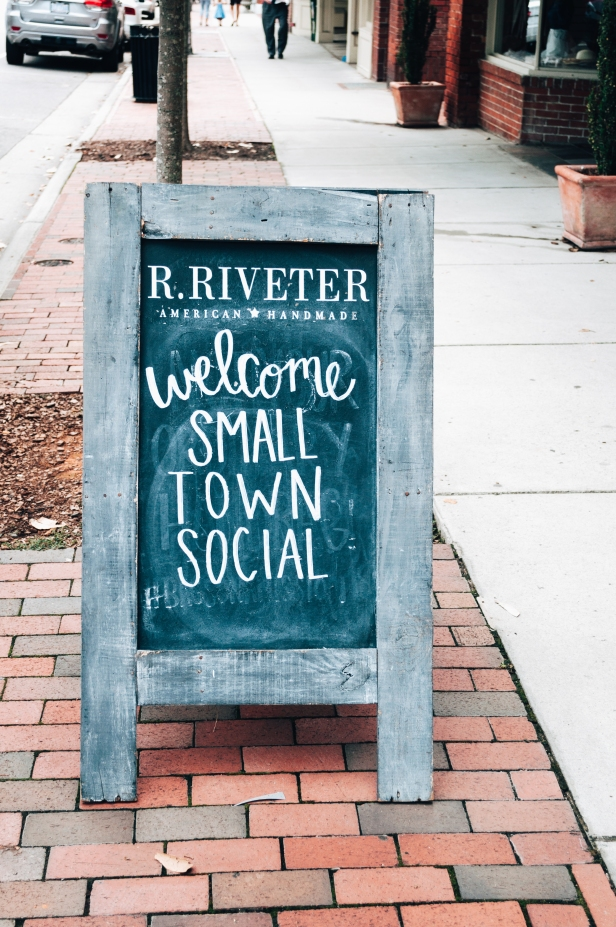 Small town social